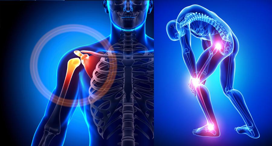 Orthopedics and Pain Management