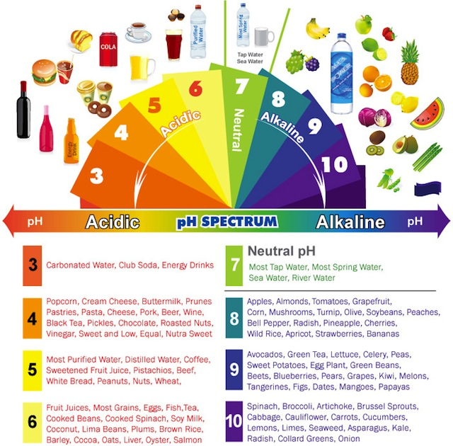 Acid-Alkaline Diet